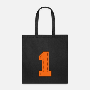 Number Number One Patch - Tote Bag