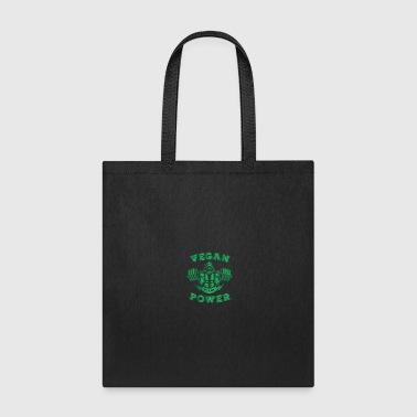 Vegan Power Gorilla - Tote Bag