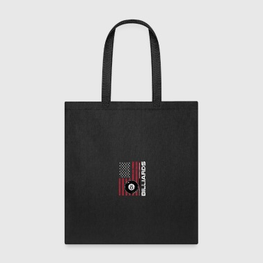 Large Billiard ball game sport gift - Tote Bag
