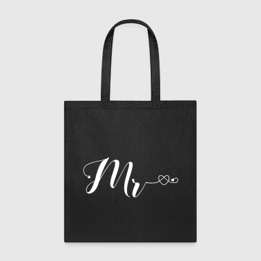 mr_heart_12 - Tote Bag