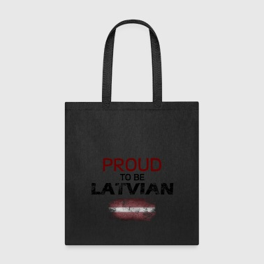 Latvia - Tote Bag