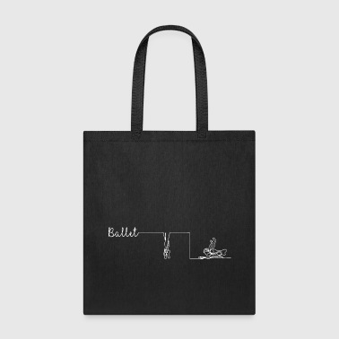 Performance Ballet - Tote Bag