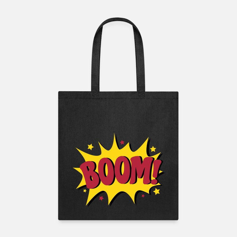 Boom Bags & backpacks - Boom - Tote Bag black
