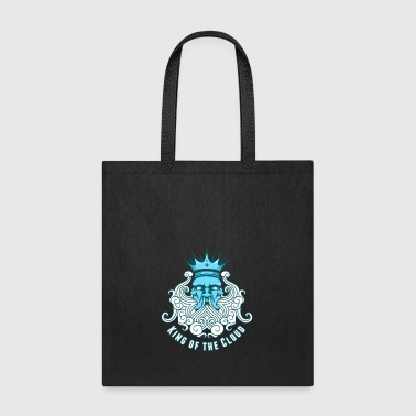 King of the Cloud Hand Bag - Tote Bag