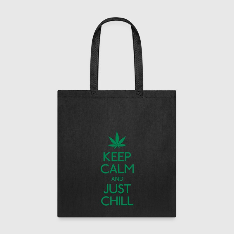 Keep Calm and just chill - Tote Bag