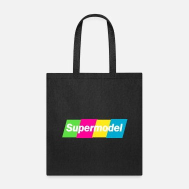 Supermodel supermodel colors - Tote Bag