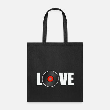 Vinyl vinyl love - Tote Bag