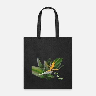 Canary Islands Emblem the Canary Islands - Tote Bag