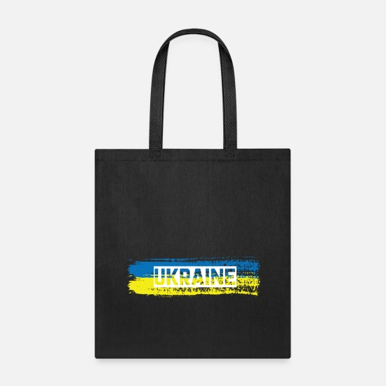 Ukraine Bags & Backpacks - Ukraine - Tote Bag black