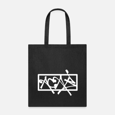Acab ACAB Graffiti Tag Style Design - Tote Bag