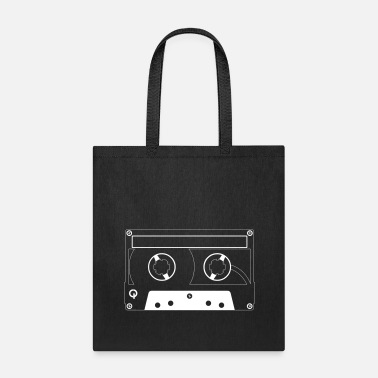Tape Old School Tape - Tote Bag