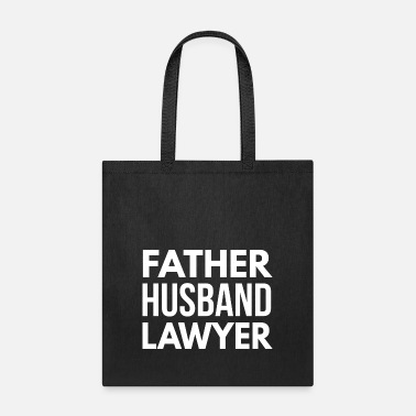 Father Father Husband Lawyer - Tote Bag
