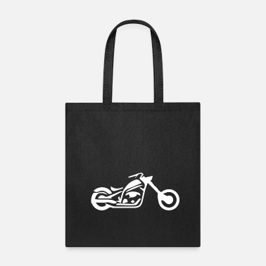 Scooter Motorcycle Chopper Cruiser Biker Mechanic Gift - Tote Bag