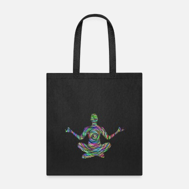 Hypnotic Hypnotic Yoga - Tote Bag