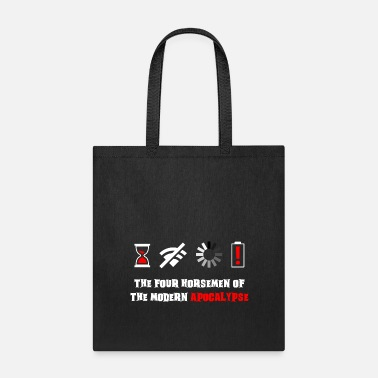 Apocalypse Modern Apocalypse IT - Tote Bag