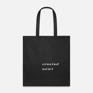 Newt crested newt - Tote Bag