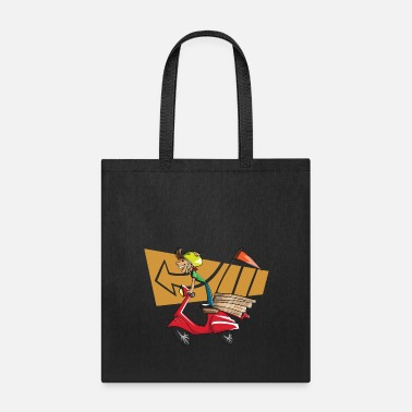 Delivery Pizza Delivery - Tote Bag