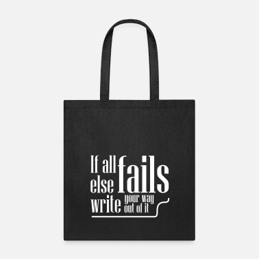 Name Write your way Out of It - Tote Bag