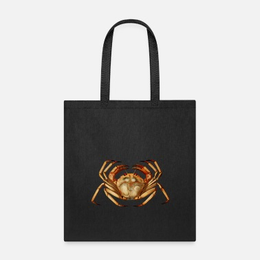 Picture Atlantic sea animal red crab seafood food wildlife - Tote Bag