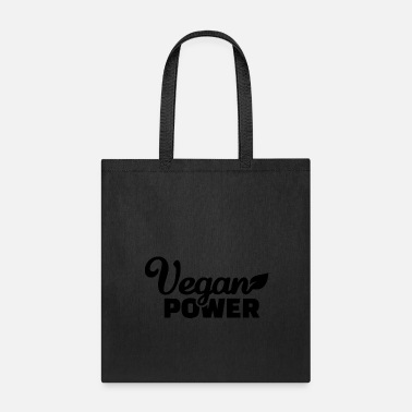Healthy VEGAN POWER - Tote Bag
