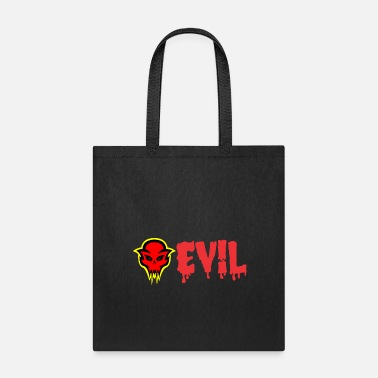 Evil evil demon - Tote Bag