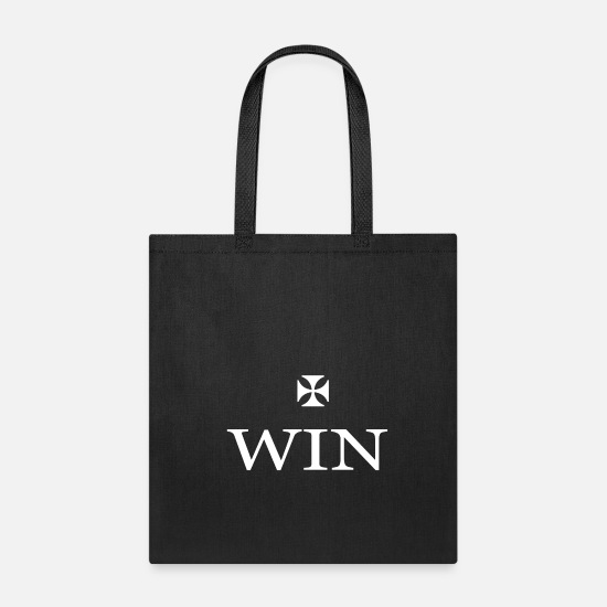 Winner Bags & Backpacks - WIN - Tote Bag black