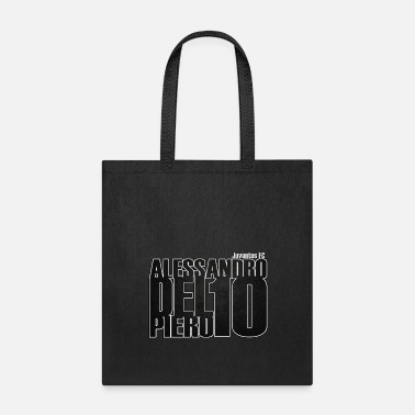 Acab Del Piero Juventus club legend Juve football club - Tote Bag