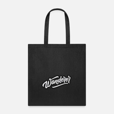 Slope Wanderer- slope font - Tote Bag