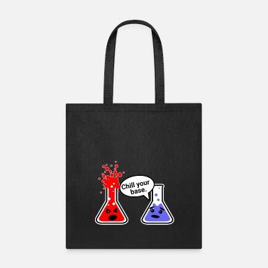 Physical Education Chill Chemistry - Tote Bag