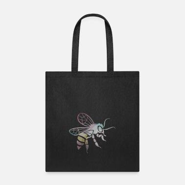 GEOMETRIC HORNET BEE - Tote Bag