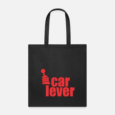 Lever car lever - Tote Bag