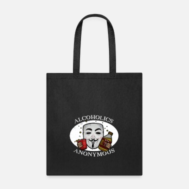 Anonymous Alcoholics Anonymous - Tote Bag
