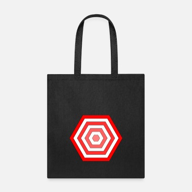 Hexagon hexagon - Tote Bag
