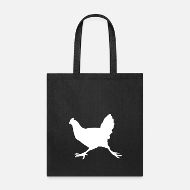 Rooster Chicken hen farm - Tote Bag