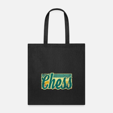 Chess Chess - Tote Bag