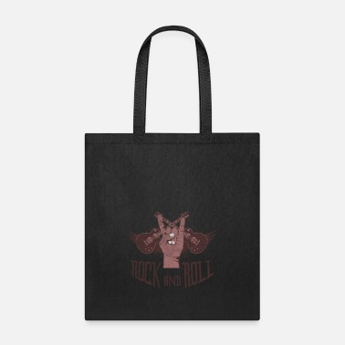 Rock And Roll Rock and Roll - Tote Bag