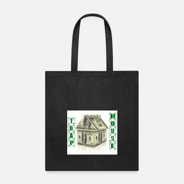 Crib TRAP HOUSE MONEY CRIB - Tote Bag