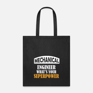Mechanical Engineering Mechanical Engineer Mechanic - Tote Bag
