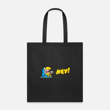 Mascot The bird mascot - Tote Bag