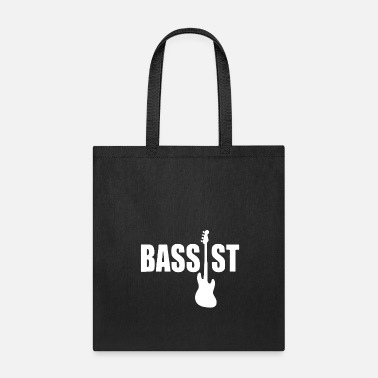 Bass Guitar BASS GUITAR - Tote Bag