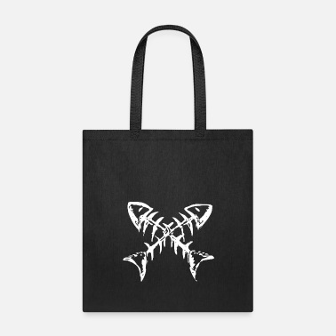 Fish Bone Fish Bones - Tote Bag