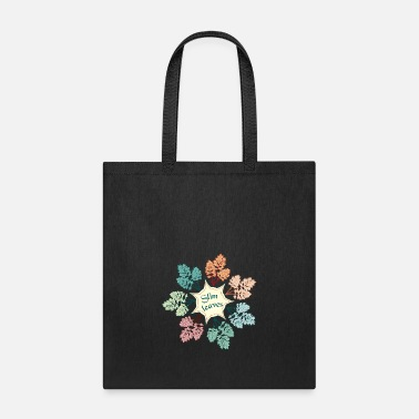 Slim slim leaves - Tote Bag