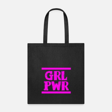 Liar girl power pink - Tote Bag