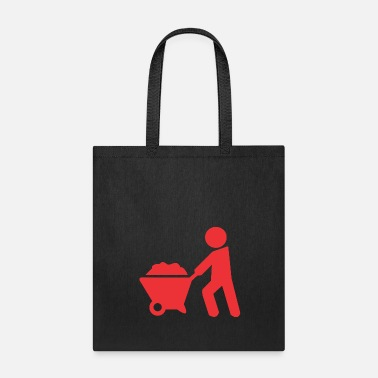 Sand carrying sand - Tote Bag
