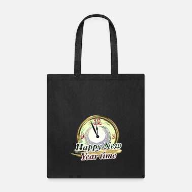 NEW YEAR CLOCK - Tote Bag