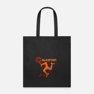 Man The Isle of Man - Tote Bag