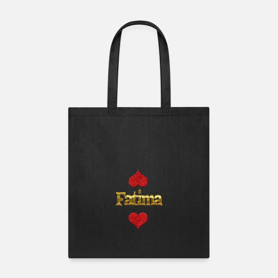 Fatima Bags & Backpacks - Fatima - Tote Bag black
