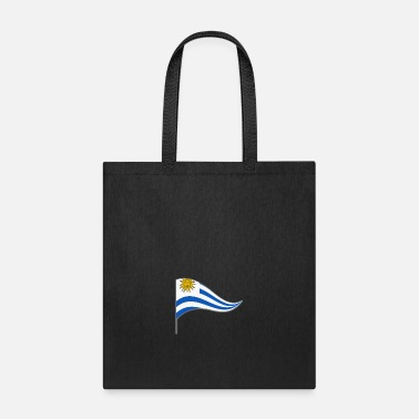America Uruguay Flag Banner Flags Ensigns South America - Tote Bag