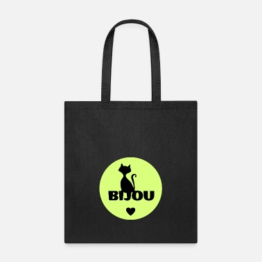 First Name Bijou first name cats name - Tote Bag