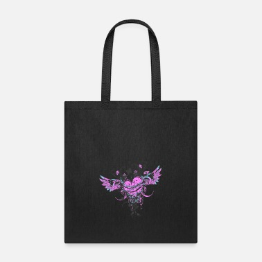 Caught Heart caught - Tote Bag